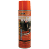 SEYMOUR 17 Oz. Fluorescent Orange Flat Spray Paint