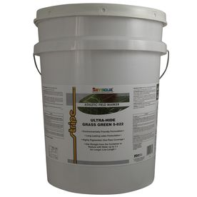 SEYMOUR 5-Gallon Exterior Grass Green Paint