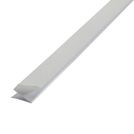 M-D Building Products 0.875-in x 17-ft White Polypropylene Door Weatherstrip