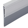 M-D Building Products 2.062-in x 3-ft Aluminum Aluminum/Vinyl Door Weatherstrip