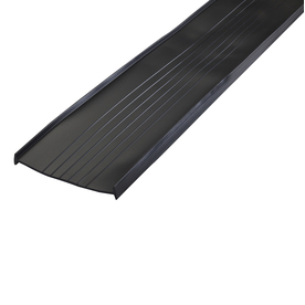 M-D Building Products 2.5-in x 18-ft Black Vinyl Garage Weatherstrip