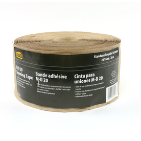 M-D Building Products 3.5-in x 66-ft Brown Hot Melt Seam Tape