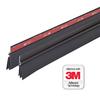 M-D Building Products 2.75-in x 3-ft Brown Aluminum Door Weatherstrip