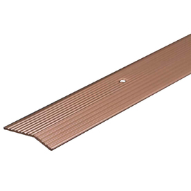 M-D Building Products 36-in L x 1-3/8-in W Carpet Edging Trim