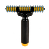 Precision Components 6-in Star Wheel Carpet Seam Roller