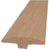 Style Selections 2-in x 78-in Unfinished Oak T-Moulding Floor Moulding