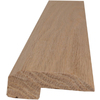 Style Selections 2-in x 78-in Unfinished Oak Threshold Floor Moulding