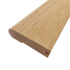 Style Selections 2.75-in x 78-in Unfinished Oak Stair Nose Floor Moulding