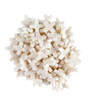 Tile Solutions 100-Pack 1-in W x 1-in L 1/4-in White Rubber Tile Spacers