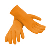 Tile Solutions One-Size-Fits-All Latex Cleaning Gloves