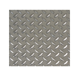 M-D Building Products 3/8-in x 1-ft x 2-ft Silver Plastic Wall Panel