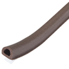 M-D Building Products 3/8-in x 17-ft Brown EPDM Rubber Window Weatherstrip