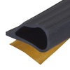 M-D Building Products 0.5-in x 20-ft Black Silicone Gasketing Window Weatherstrip