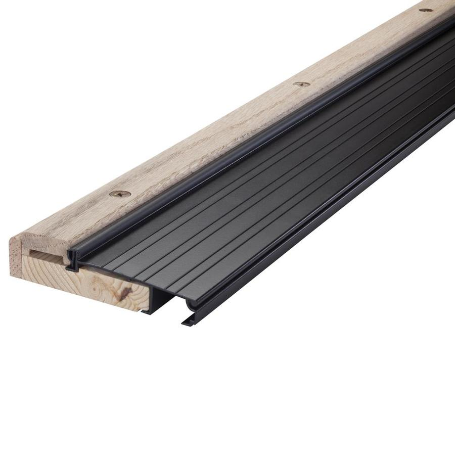 Shop m d building products 36 1 8 in l x 4 9 16 in w for Door threshold