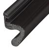 M-D Building Products 1-in x 6.75-ft Brown Vinyl Clad Foam Door Weatherstrip