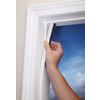 M-D Building Products 1-in x 6.75-ft White Vinyl Clad Foam Door Weatherstrip