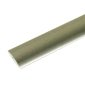 M-D Building Products 36-in Pewter Multifloor Transition