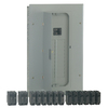 GE 12-Circuit 12-Space 100-Amp Main Breaker Load Center