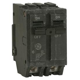 GE Q-Line THQL 100-Amp 2-Pole Circuit Breaker