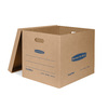 BANKERS BOX 5-Pack Large Recycled Cardboard Moving Box Kit (Actual 17.63-in x 17.38-in)