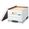 BANKERS BOX 15-Pack Small Recycled Cardboard File Moving Box Kit (Actual 12.5-in x 10.5-in)