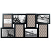 Black Picture Frame (Common: 4-in x 6-in; Actual: 24.25-in x 12-in)