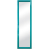 Turquoise Cove Rectangle Framed Wall Mirror