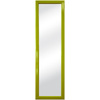 Ceramic Rectangle Framed Wall Mirror