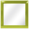 Ceramic Square Framed Wall Mirror