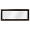 Style Selections 37-in x 15-in Bronze Rectangular Framed Mirror