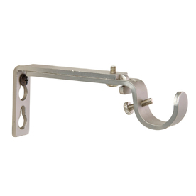 Project Source Satin Nickel Bracket