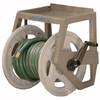 Suncast Plastic 225-ft Wall-Mount Hose Reel