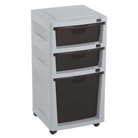Suncast 33.5-in H x 18-in W x 18-in D Resin Multipurpose Cabinet