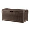 lowes deals on Suncast 29-in L x 52-in W 122-Gallon Java Deck Box