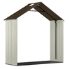 Suncast Tremont Gable Storage Shed (Common: 8-ft x 10-ft; Actual Interior Dimensions: 7.9-ft x 9.9-ft)