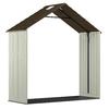 Suncast Tremont Gable Storage Shed (Common: 8-ft x 10-ft; Actual Interior Dimensions: 7.9-ft x 9.9-ft)