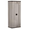 Suncast 30-in W x 72-in H x 20.25-in D Plastic Freestanding Garage Cabinet