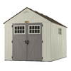 Suncast Gable Storage Shed (Common: 8-ft x 13-ft; Actual Interior Dimensions: 7.9-ft x 12.9-ft)