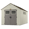 Suncast Gable Storage Shed (Common: 8-ft x 16-ft; Actual Interior Dimensions: 7.9-ft x 15.9-ft)
