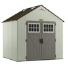 Suncast Tremont Gable Storage Shed (Common: 8-ft x 7-ft; Actual Interior Dimensions: 7.9-ft x 6.9-ft)
