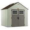 Suncast Tremont Gable Storage Shed (Common: 8-ft x 7-ft; Actual Interior Dimensions: 7.9-ft x 6.9-ft)