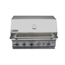 Jenn-Air 4-Burner (58000 BTU) Liquid Propane and Natural Gas Grill with Rotisserie Burner