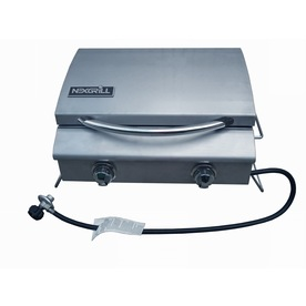 Nexgrill 2-Burner (10000 BTU) Liquid Propane Gas Grill