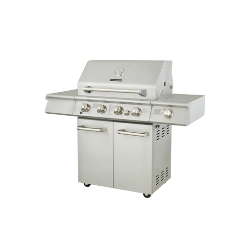 Kitchen Aid Bbq Grill: KitchenAid 4-Burner Stainless Steel Gas Grill Was $749 Now