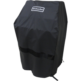 KitchenAid Polyester 28-in Gas Grill Cover