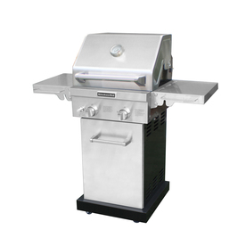 KitchenAid 2-Burner (29,000 BTU) Natural Gas or Liquid Propane Gas Grill