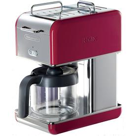 De'Longhi Red 10-Cup Coffee Maker