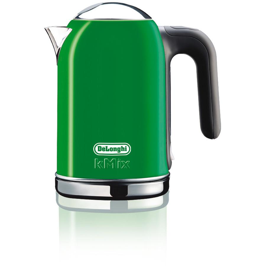 Shop De'Longhi Green 6-Cup Electric Tea Kettle at Lowes.com