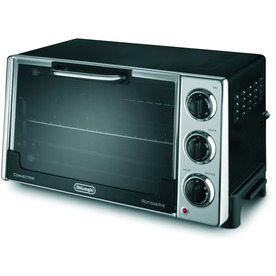 ... DeLonghi 6-Slice Convection Toaster Oven with Rotisserie at Lowes.com