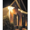 Utilitech 8.25-in 2-Head Halogen White Switch-Controlled Flood Light
